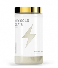 BATTERY Whey Gold Isolate Natural