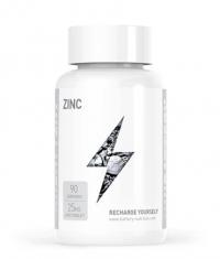 BATTERY Zinc 25mg. / 90 Tabs.