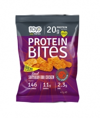 NOVO NUTRITION Protein Chips / Sweet Southern BBQ