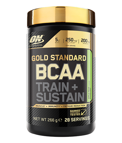 optimum-nutrition GOLD STANDARD BCAA'S / 28 serv.