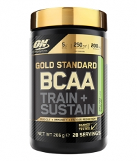 OPTIMUM NUTRITION GOLD STANDARD BCAA'S / 28 serv.