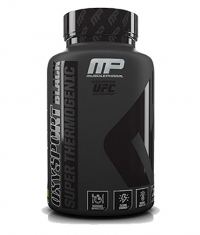 MUSCLE PHARM Oxysport Black / 120 Caps.
