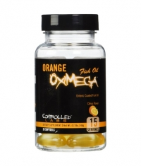 CONTROLLED LABS LABS OxiMega Fish Oil 30 Softgels.