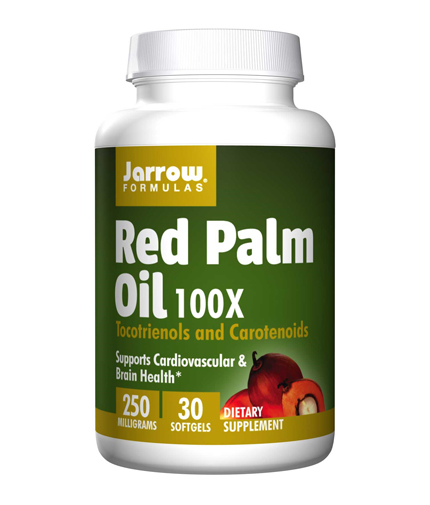 jarrow-formulas Red Palm Oil 100X / 30 Soft.