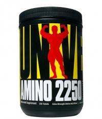 UNIVERSAL Amino 2250 / 260 Tabs.