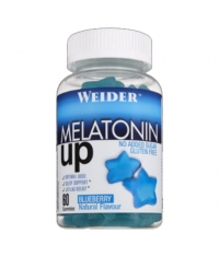 WEIDER Melatonin UP / 60 gummies