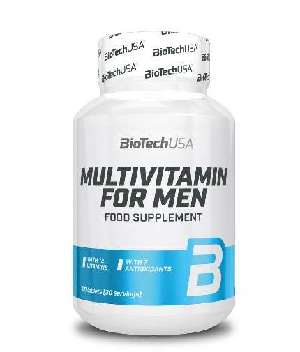 biotech-usa Multivitamin for Men 60 Tabs.