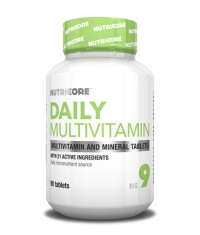 NUTRICORE Daily Multivitamin / 90 Tabs.