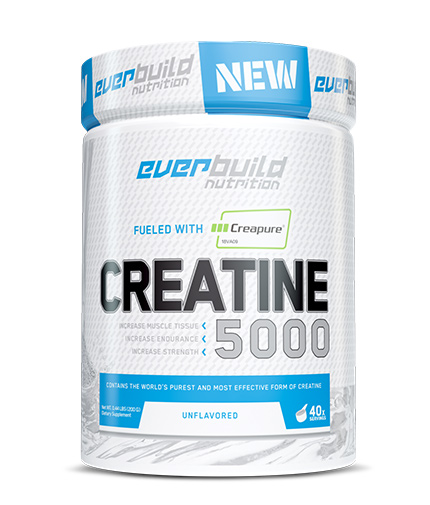 everbuild Creapure Creatine 5000® / 200g