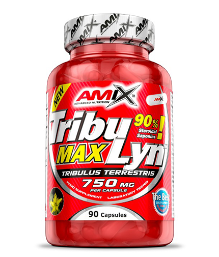 AMIX TribuLyn™ Max  90% / 750mg. / 90 Caps.