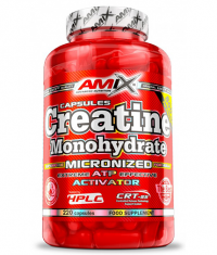 AMIX Creatine Monohydrate 800mg. / 220 Caps.