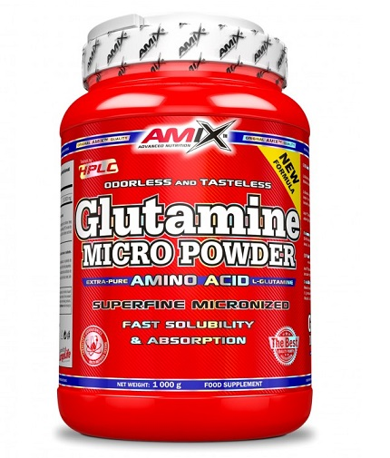 AMIX L-Glutamine Powder 1.000