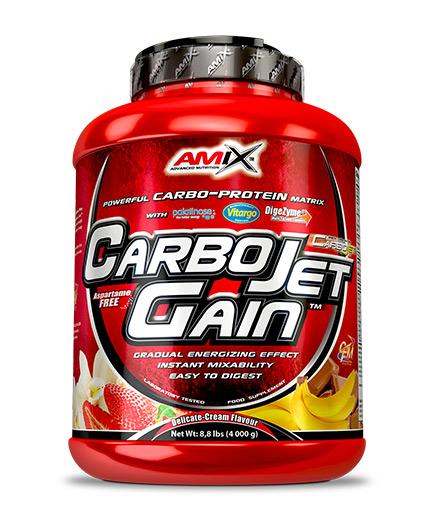 AMIX CarboJet™ Gain