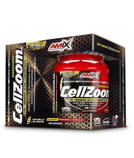AMIX CellZoom® Hardcore Activator 45 Serv. 0.315