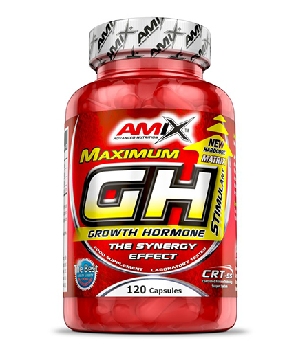 AMIX Maximum GH Stimulant 120 Caps.