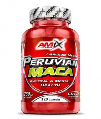 AMIX Peruvian Maca  120 Caps.