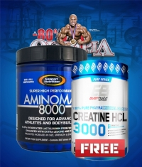 PROMO STACK Gaspari Limited Offer 3