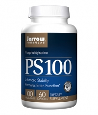 Jarrow Formulas Phosphatidylserine PS 100 / 60 Soft.