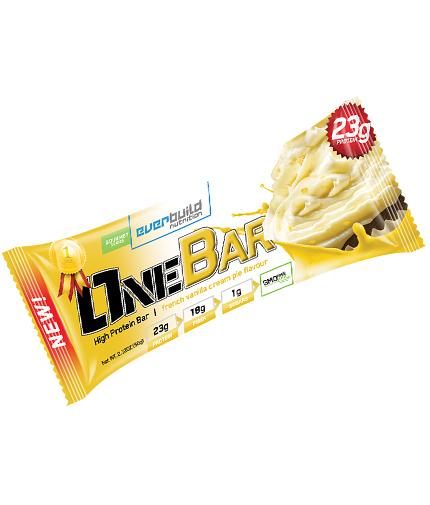 EVERBUILD One Bar / Vanilla / 60g.