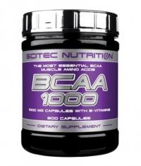 SCITEC BCAA 1000 / 300 Caps.