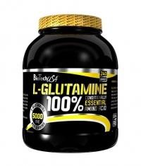 BIOTECH USA L-Glutamine