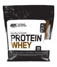 OPTIMUM NUTRITION Protein Whey (Doar Royal Strawberry Smoothie)