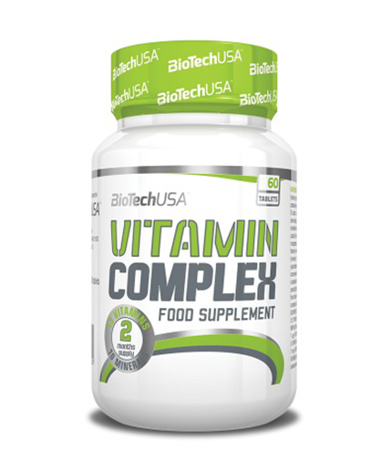 biotech-usa Vita Complex 60 Tabs.