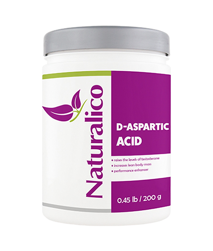naturalico D-Aspartic Acid Powder