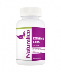 NATURALICO Extreme AAKG / 90 Caps
