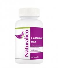 NATURALICO L-Arginine Max / 60 Caps