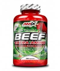 AMIX Beef Amino 198 Caps.