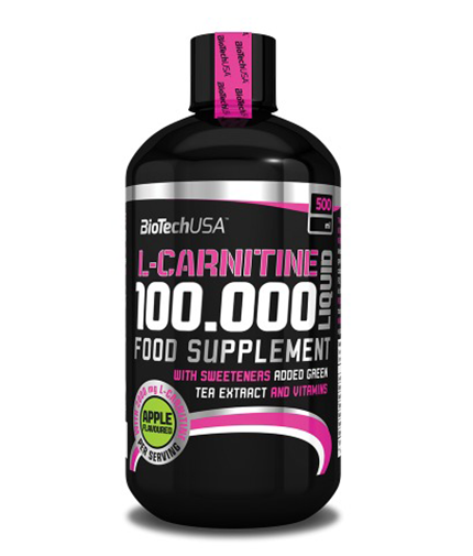 biotech-usa L-Carnitine 100.000mg. / 500ml.