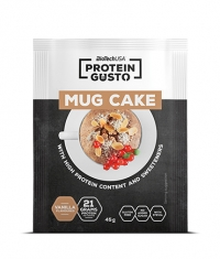 BIOTECH USA Protein Gusto Mug Cake / 45g.