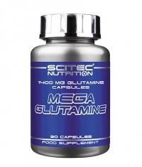SCITEC Mega Glutamine 90 Caps.