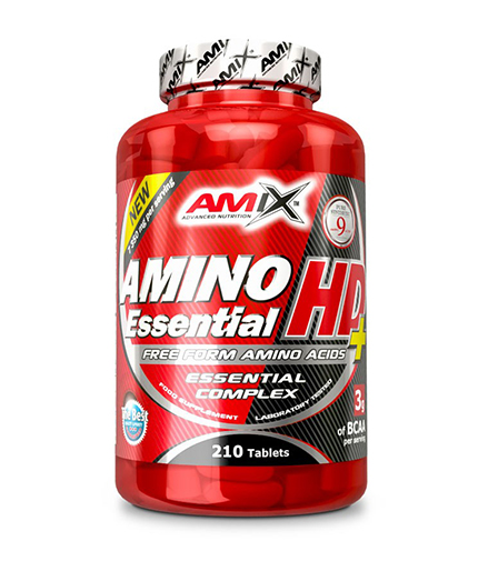 AMIX Essential Amino HD / 210 Tabs.