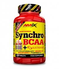 AMIX Synchro BCAA / 120 Tabs.