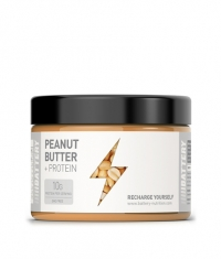 BATTERY Peanut Butter + Protein