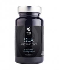 VITAL CONCEPT Sex / 60 Vcaps.