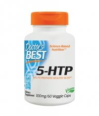 DOCTOR'S BEST 5-HTP / 60 Vcaps.
