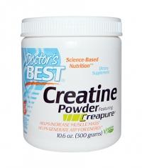 DOCTOR'S BEST Creatine Powder