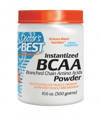 DOCTOR\'S BEST Instantized BCAA Powder