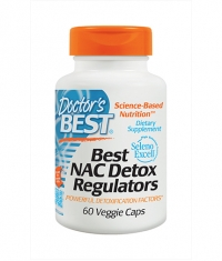 DOCTOR\'S BEST NAC Detox Regulators / 60 Vcaps.