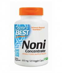 DOCTOR'S BEST NONI Concentrate 650mg. / 120 Vcaps.
