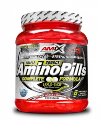 AMIX Amino Pills 330 Tabs.