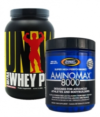 PROMO STACK Lean Muscle Stack
