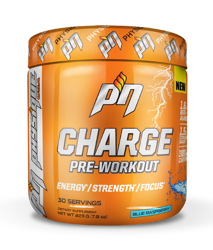 physique-nutrition Charge Pre-Workout / 30 Serv.