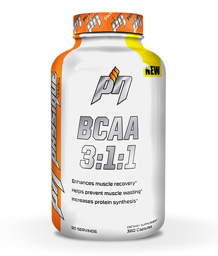 physique-nutrition BCAA 3:1:1 / 60 Serv.
