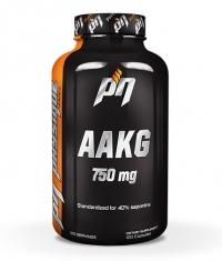 PHYSIQUE NUTRITION AAKG 750mg. / 120 Caps.