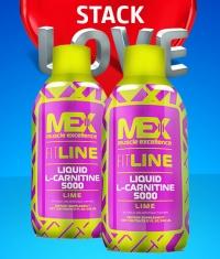 PROMO STACK MEX Liquid L-Carnitine 5000 / X2