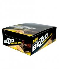 BEZZO Protein Bar / Peanut Butter  12x80g.
